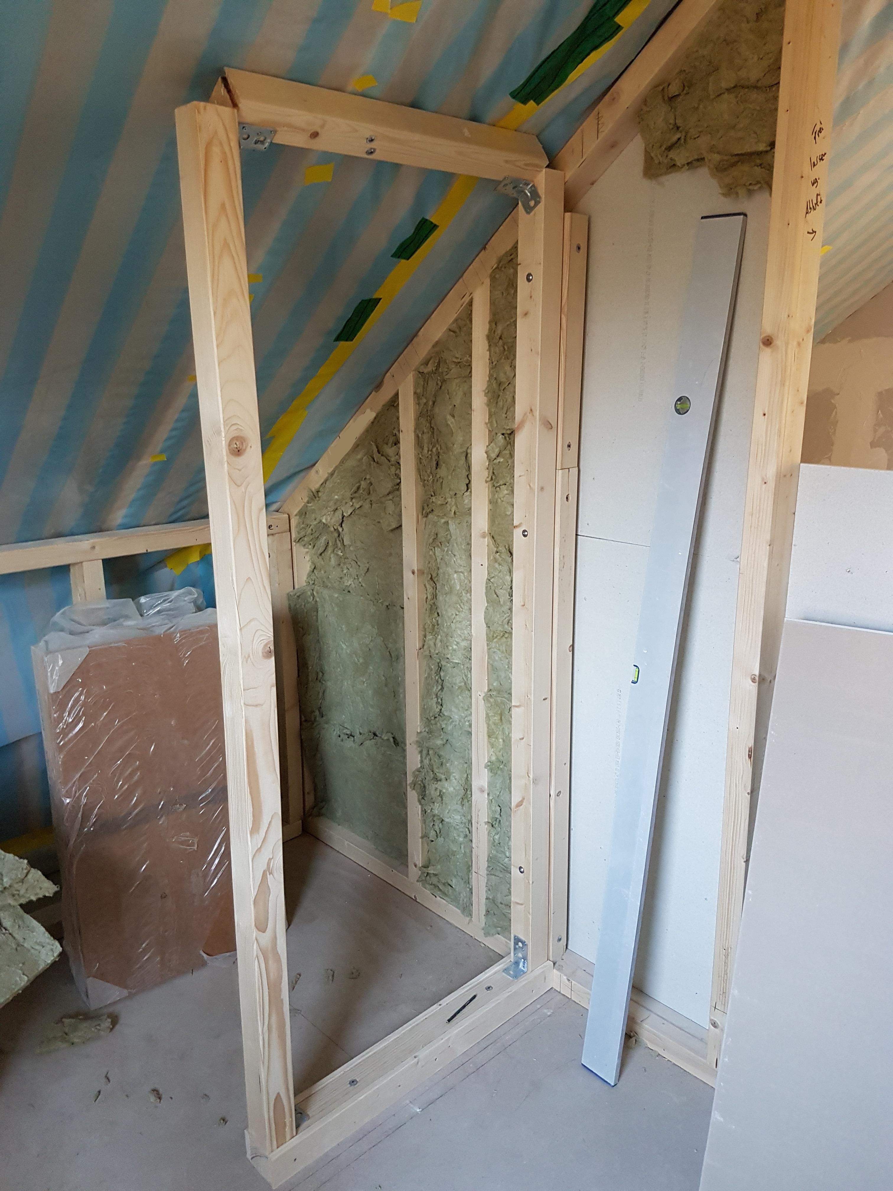 Duschwand selber bauen   bauen-mit-massa.de